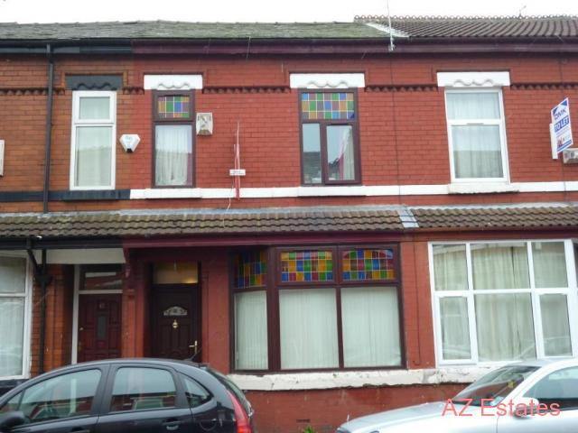 room available in student house in Manchester - Rusholme at £250 per month